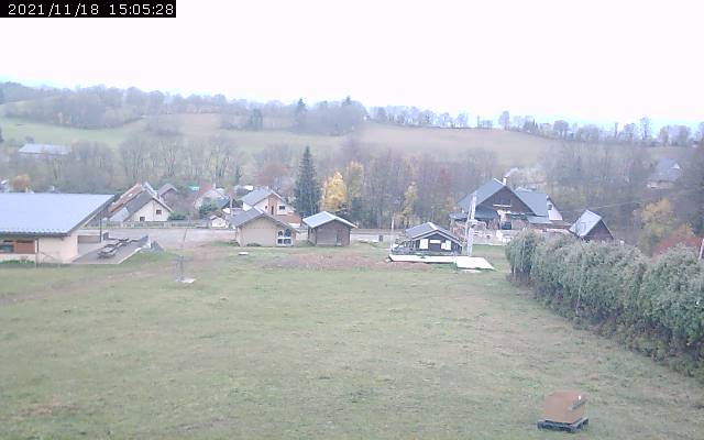 Webcam St Hilaire du Touvet