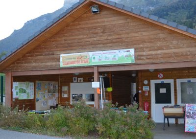 Snack camping de St Hilaire du Touvet