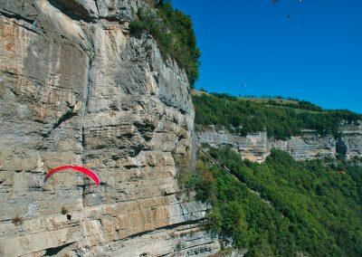 Parapente à Saint Hilaire du Touvet